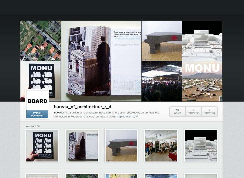 Board follow board on instagram